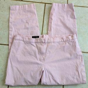 Escada - light pink trouser Capri Pants
